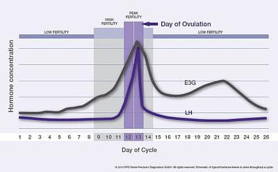 2 Day Lh Surge on constipation pain chart