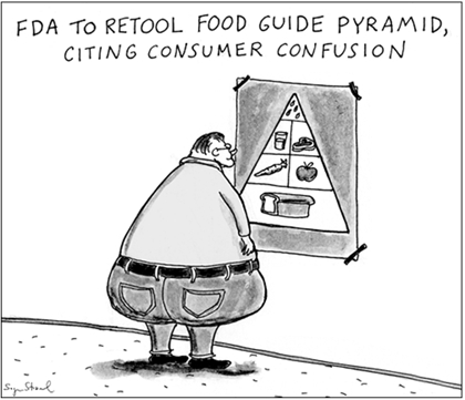FDA Food Pyramid is UNHEALTHY