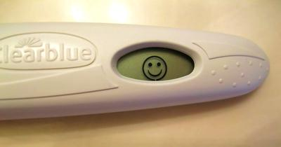 Clear Blue Ovulation Test Results