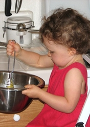 toddler activities cooking