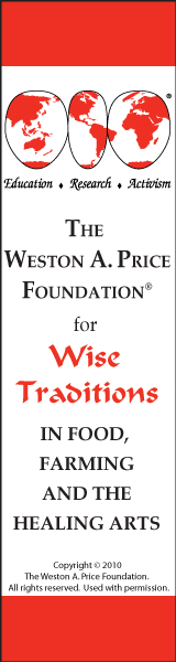 Weston A Price Childrens Health